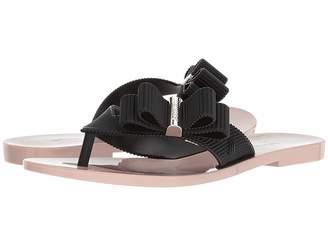 Jason Wu + Melissa Luxury Shoes + Chrome Sandal