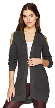 Olive + Oak Olive & Oak Women's Leo Cold Shoulder Cardigan