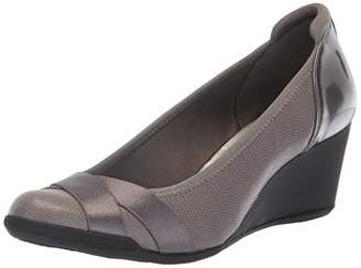 Anne Klein AK Sport Women's Timeout Wedge Pump