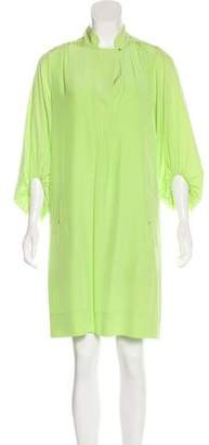 Diane von Furstenberg Bairly Louche Silk Dress