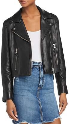 Nobody Classic Leather Jacket