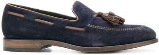 Dell'oglio slip-on tassel loafers