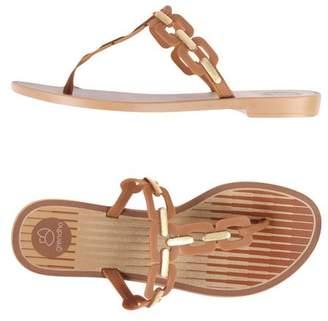 grendha Toe post sandal