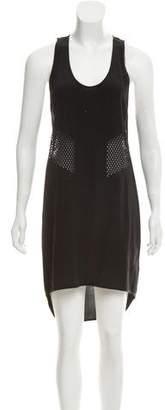 Alexander Wang Laser Cut Midi Dress