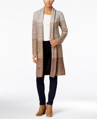 Style & Co. Ombré Duster Cardigan, Only at Macy's $79.50 thestylecure.com