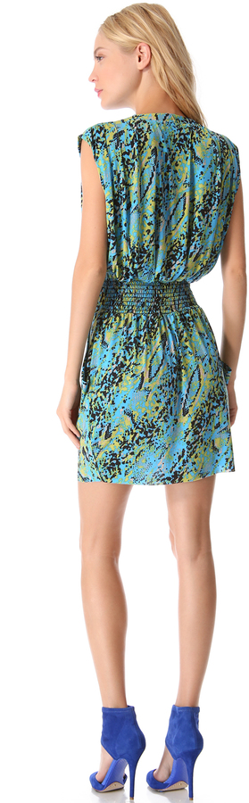 T-Bags LosAngeles Tbags Los Angeles Cinched Waist Dress