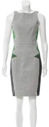 Balenciaga Sleeveless Sheath Dress
