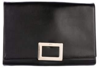 Roger Vivier Leather Ines Bag