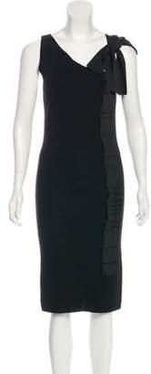 RED Valentino Sleeveless Merino Wool Dress w/ Tags