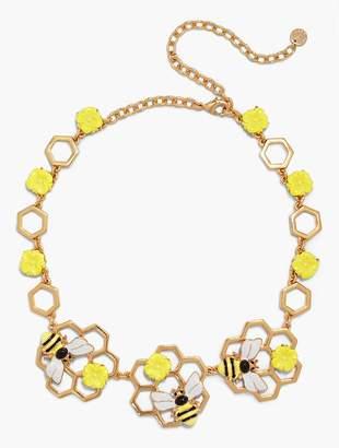 Talbots Bee Mine Necklace