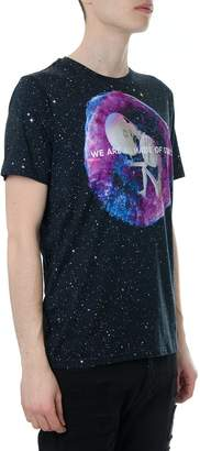 Frankie Morello We Are All Made Of Stars Cotton T-shirt