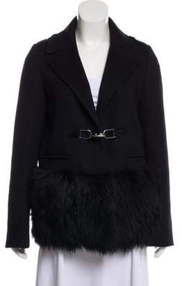 Gabriela Hearst Wool Lamb Coat