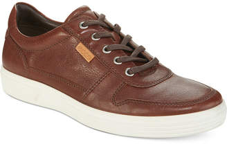 Ecco Men's Soft 7 Retro Sneakers Men's Shoes