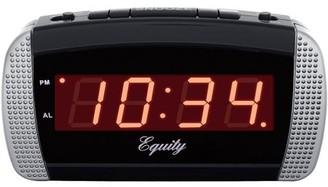 La Crosse Technology Equity by La Crosse Equity Super Loud LED Alarm Clock