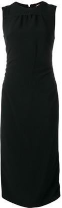 No.21 pencil-styled midi dress