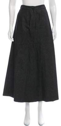 Tome High-Rise Wide-Leg Pants