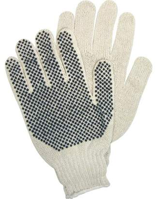 MCR Safety, MCSMPG9650LM, PVC Dots Knit/Polyester Gloves, 1 / Pack, White