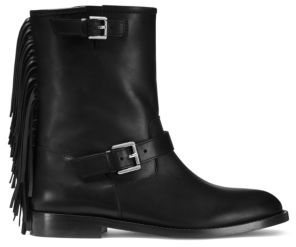 Michael Kors Collection Ingrid Leather Boots