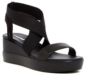 Tahari Prince Wedge Platform Sandal $89 thestylecure.com