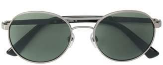 Diesel round frame sunglasses