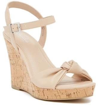 Charles by Charles David Lolly Platform Wedge Sandal