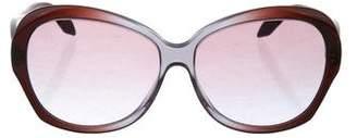 Victoria Beckham Oversize Tinted Sunglasses