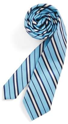 Nordstrom Candy Stripe Silk Tie