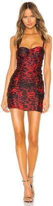 superdown Natasia Bustier Mini Dress