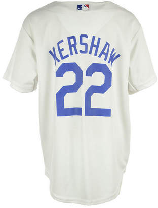 Majestic Clayton Kershaw Los Angeles Dodgers Player Replica Cool Base Jersey, Big Boys