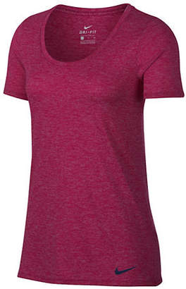 Nike Heather Training Tee