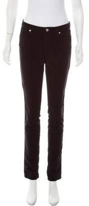 MAISON KITSUNÉ Mid-Rise Skinny Jeans