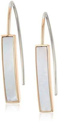 Skagen Agnethe Mother-Of-Pearl Earrings