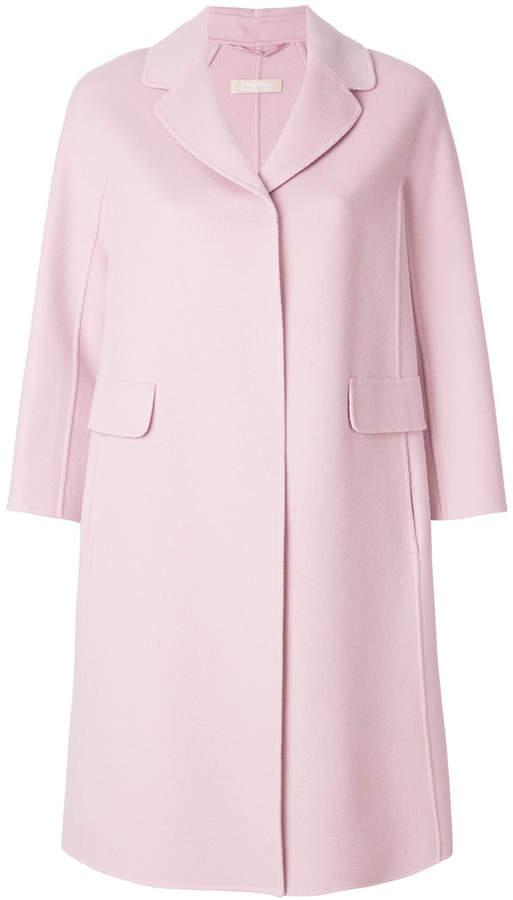 'S Max Mara flap pocket coat