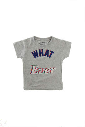 Eleven Paris Little Quotes SS Tee