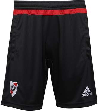 adidas Mens CARP River Plate Training Shorts Black/White/Power Red
