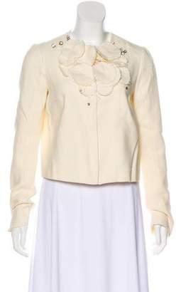 Givenchy Embellished Casual Jacket