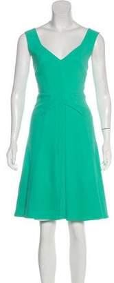 Roland Mouret Crepe A-Line Dress w/ Tags