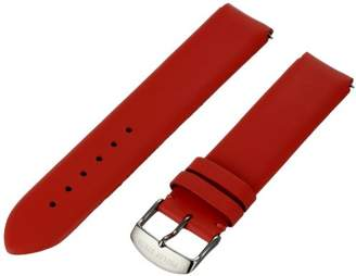 Philip Stein Teslar 20mm Leather Watch Band