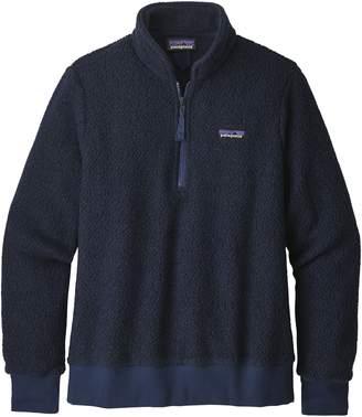 Patagonia Woolyester Fleece Quarter Zip Pullover