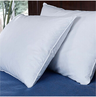 Set Of 2 Puredown Down & Feather Bed Pillows
