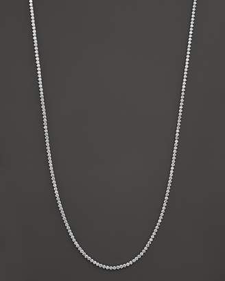 Bloomingdale's Diamond Tennis Necklace in 14K White Gold, 20.20 ct. t.w. - 100% Exclusive