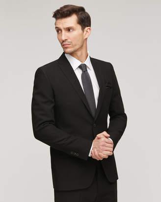 Jigsaw Wool Linen Two Button Tailored Jacket