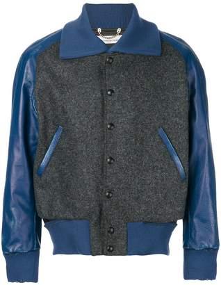 Golden Goose color block jacket