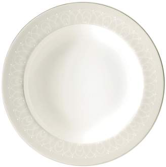 Waterford Ballet Icing Rim Soup Plate
