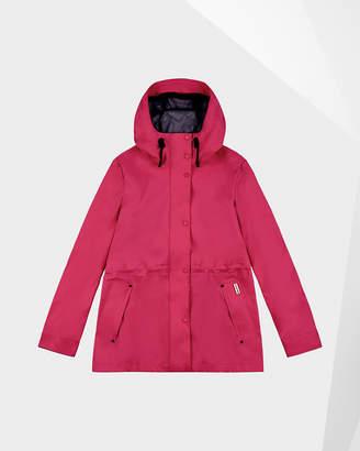 Hunter women's original lightweight rubberised jacket