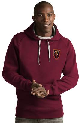 Antigua Men's Real Salt Lake Victory Pullover Hoodie