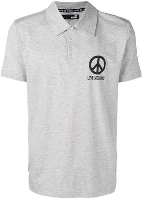 fc66a001 Love Moschino Men's Polos - ShopStyle