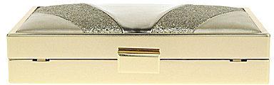 Nina Multi Glitter Textured Minaudiere