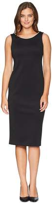Calvin Klein Sheath Dress with Pearl Detail CD8M19ND Women's Dress