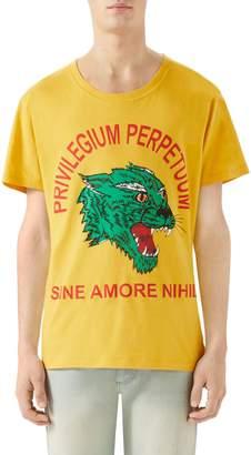 Gucci Animal Print T-Shirt